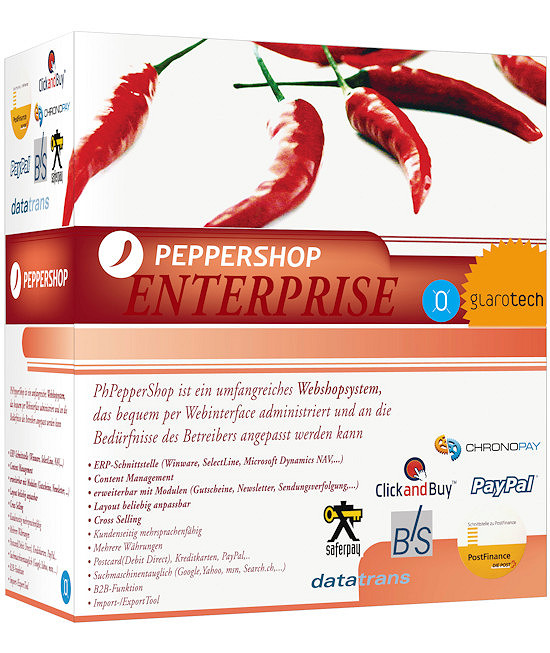 PepperShop