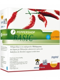 """PepperShop """"Basic"""" Lizenzverlängerung"""