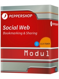 Web 2.0 Social Bookmarking und Sharing Modul
