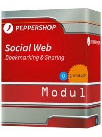 Web 2.0 Social Bookmarking und Sharing Modul
