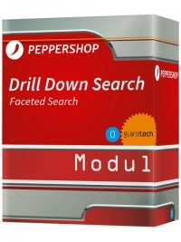 Drill Down Search / Kategorienfilter