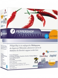 """PepperShop """"Professional"""""""