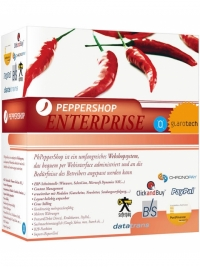 "PepperShop ""Upgrade Enterprise"""