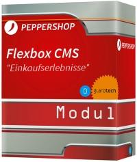 Flexbox / Einkaufserlebnisse